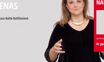Aida Grabauskaitė Žinių radijo eteryje