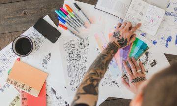 Dizaino mąstysenos (Design Thinking) metodas: kaip kurti inovacijas [VILNIUS]