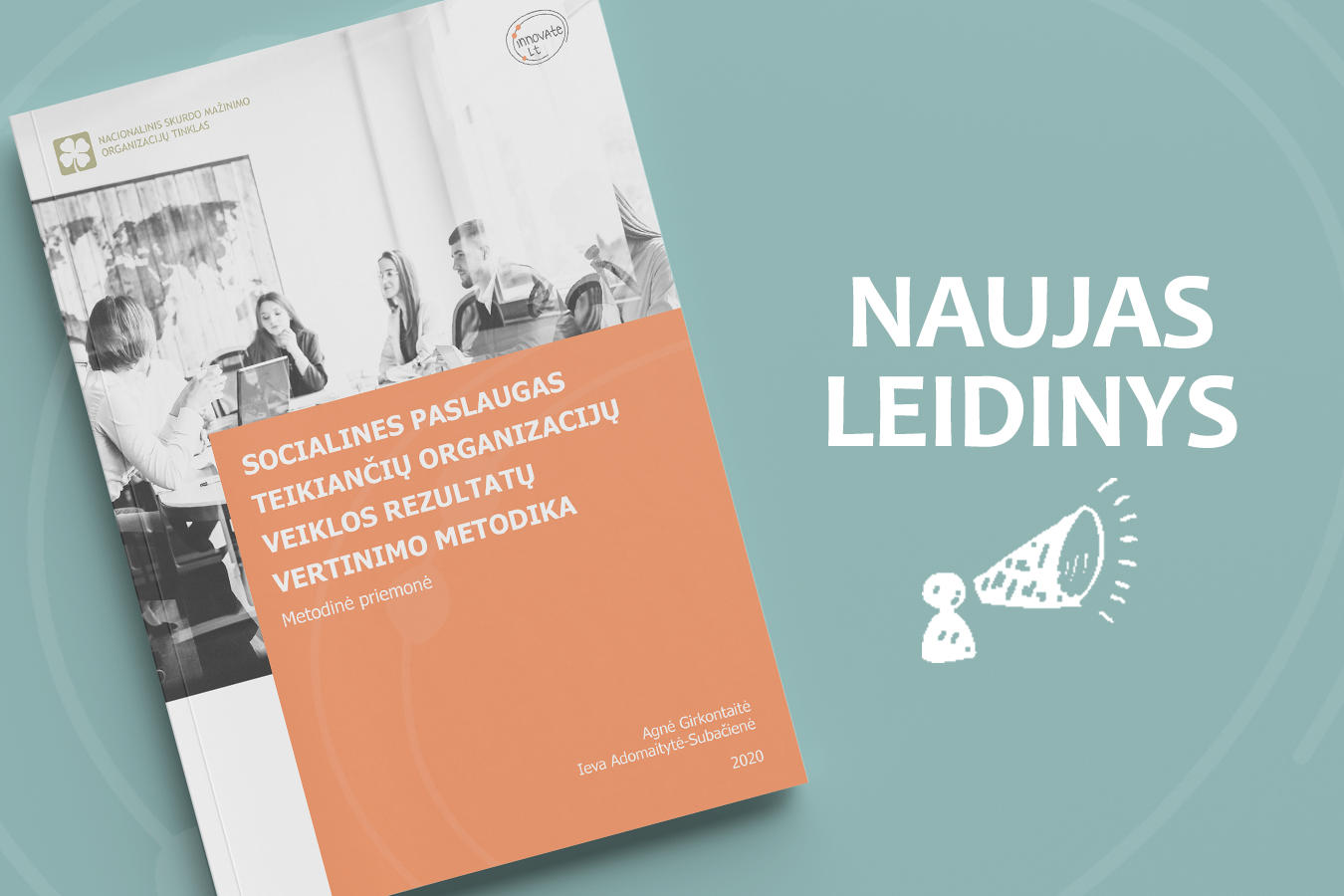 Socialines paslaugas teikiančių organizacijų rezultatų vertinimo metodika