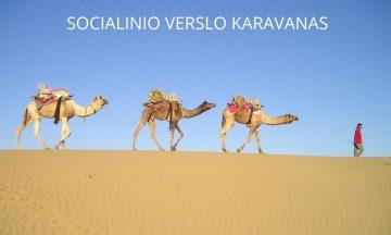 """Į """"Socialinio verslo karavaną"""" jungiasi ir Valdymo inovacijų agentūra"""